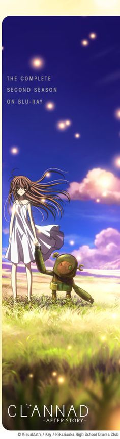 Clannad ~ After Story ~ Complete Collection Now on Blu-ray! - check