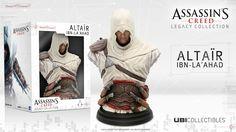 Que les fans d'Assassin's Creed se réjouissent! Une nouvelle série de bustes de leurs héros préférés arrive et est disponible en précommande.