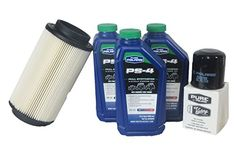 2006-2009 Sportsman 500 Efi Genuine Polaris Oil Change and Air Filter Kit  **Kit Includes 3 Quarts of Genuine Polaris PS4 Oil, One Oil Filter, and One Air Filter **Kit Includes 3 Quarts of Genuine Polaris PS4 Oil, One Oil Filter, and One Air Filter **Kit Includes 3 Quarts of Genuine Polaris PS4 Oil, One Oil Filter, and One Air Filter Polaris PS-4 provides maximum protection for your ATV and snowmobile engine and transmission components **Kit Includes 3 Quarts of Genuine Polaris PS4 O..