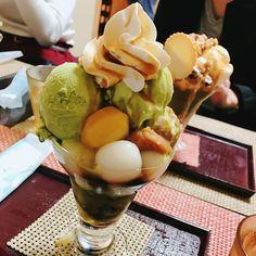 400万通りのパフェ⁉︎ 京都の白玉専門「ことたま」にもっちり好きも夢中♩ - macaroni