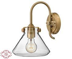 Фото - Congress Clear Brushed Caramel - Бра  Congress Hinkley Lighting, арт. ID00014832