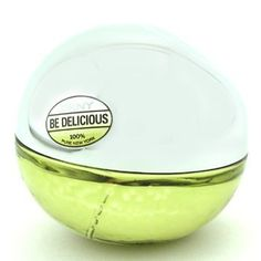 DKNY Be Delicious Perfume for Women 1 oz Eau De Parfum Spray. DKNY Be Delicious Perfume for Women 1 oz Eau De Parfum Spray A modern feast for the senses. Served in a sleek metal and glass apple bottle, this juicy fragrance combines the scent of apple with a sophisticated blend of exotic flowers and sensual woods. Like the city that inspired it, Be Delicious celebrates individuality with refreshing spirit. Notes: Amaerican Apple, Cucumber, Grapefruit, Candid Magnolia, Tuberose, White…