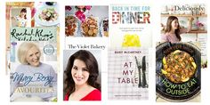 The Most Exciting New Cookbooks of 2015! Check out this year's most anticipated releases that we're dying to get our hands on. With new books from Nigella, Mary Berry, Rachel Khoo and many more, here are 12 reasons why 2015 is going to be a great year for getting in the kitchen.