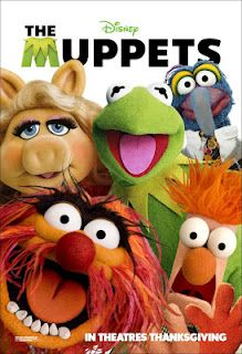 The new Muppets movie  so OMG FUNNY!!