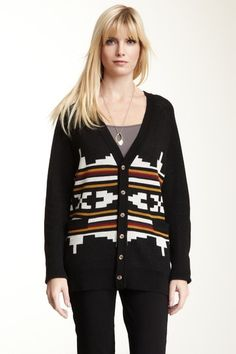 The Portland Collection by Pendleton  Wallowa Cardigan:: 60% off!