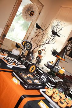 Bewitching Halloween Party - Witch Party Ideas - Kara's Party Ideas - The Place for All Things Party