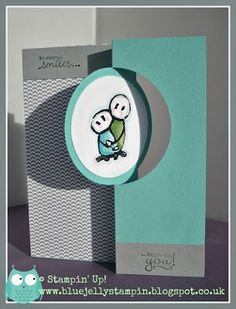 Stampin' Up! Undefined Hugs and Tutorial