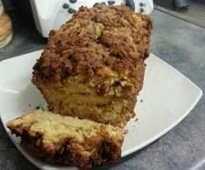 Recipe Apple and Cinnamon Loaf #ThermomixBakeoff