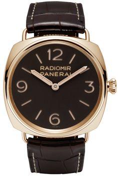 Radiomir 3 Days Oro Rosa - 47mm PAM00379 - Collection Radiomir - Officine Panerai Watches