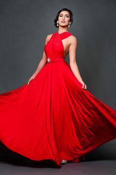 scarlet red bridesmaid dresses ebay  Top 50 Scarlet-Red ...