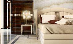 Orion Bedroom www.turri.it Italian luxury bedroom furniture