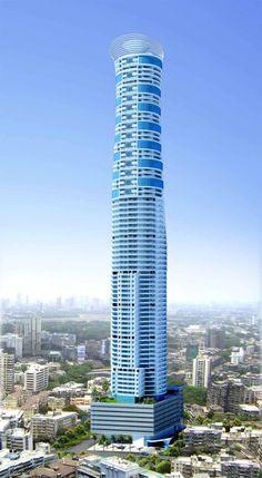 Shreepati Skies tallest building design by ARCHITECT REZA KABUL