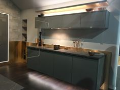 Copper & grey, the perfect combination for your kitchen