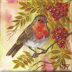 Berry Robin www.judithyates.com