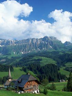 Emmental, Switzerland... land that I love!!