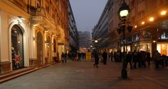 belgrade, knez mihajlova street