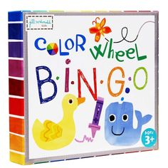 Gibby Libby Color Wheel Puzzle Bingo Game by CR Gibson *** Visit the image link more details. Bingo Games For Kids, Baby Games, Games For Girls, Kid Games, Kids C, Game Sales, Game Item, Learning Games, Cool Toys