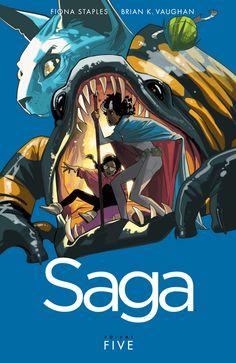 Resultado de imagen de saga volumen 5