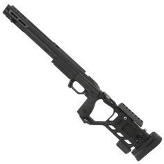 Picture of Kinetic Research Group Whiskey-3 Folding Rem 700 AICS Chassis - Black