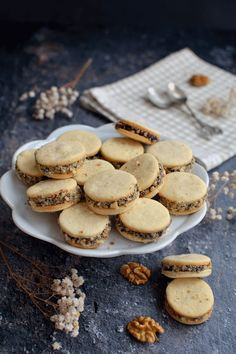 Romanian Food, Sweet 15, Sugar Free Desserts, Macaroons, Biscotti, Baked Goods, Food Photography, Food And Drink, Cookies