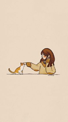 cat illustration 50 New ideas cats illustration drawing ideas Art And Illustration, Illustration Mignonne, Cat Illustrations, Dinosaur Illustration, Kawaii Wallpaper, Cartoon Wallpaper, Drawing Wallpaper, Wallpaper Quotes, Wallpaper Ideas