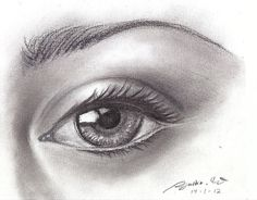 The Eye Drawing