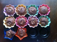 Rolo muffins | The Slimming Foodie