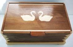 designs for small wooden boxes - Google Search