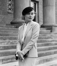 Beret - Carole Lombard