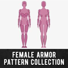 Want to create costume armor but don't know where to start? Get my Make Armor Pattern Collection! Just print them out and start your own cosplay! Cosplay Armor, Cosplay Diy, Cosplay Ideas, Popular Costumes, Costumes For Women, Ghost Costumes, Foam Costumes, Eva Foam Armor, Black Lace Leggings