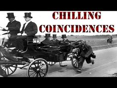 Top 10 CHILLING Real-Life COINCIDENCES (part 1) - with Danae - YouTube