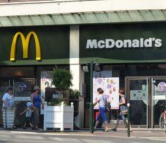 Hyères : pas de McDo pour les clochards