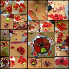 "Poppy transient art from Rachel ("",)"