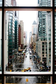 a New York point of view.