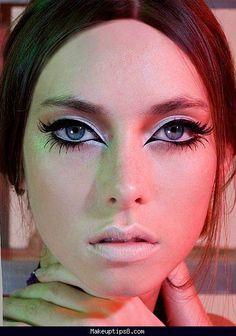 70s Makeup With Images 70s Makeup 1960s Makeup Disco Makeup