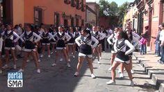 San Miguel de Allende, Gto Desfile del 20 de Noviembre 2013 Portalsma.mx