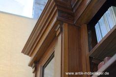 Antik-Möbellager - Regal Bücherregal Nussholz Antik Neuanfertigung Berlin Möbel