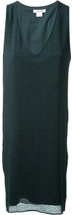 #loose #fitted #dress Helmut Lang loose fit dress on shopstyle.com