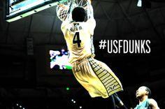 #USFDunks