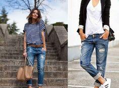 Lacláče, roztrhané kalhoty, crop topy.. to všechno se na nás přiřítilo s retro módou devadesátých let, která přichází spolu s mileniány*.