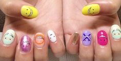 Kana présente ses goodies et activités pour Japan Expo, 30 Juin 2015 - Manga news Classy Nails, Cute Nails, Japan Nail Art, Anime Nails, Japan Expo, Pastel Makeup, Healthy Skin Care, Acrylic Nails, Acrylics