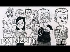 MY NEW NEW YORK DIARY - short film - Julie Doucet & Michel Gondry (2008) - YouTube