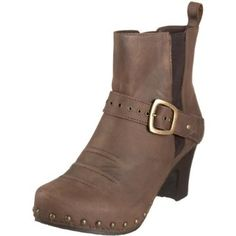 Ankle boots by Dansko for fashion and comfort.