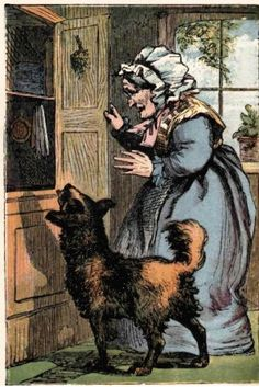 """""""Old Mother Hubbard"""""""