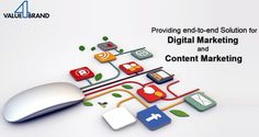 We are providing end to end solution for #digital_marketing and #content_marketing. #Value4Brand
