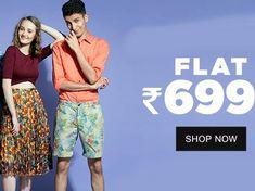 Jabong Sale -Top Brands Clothing Under Rs.699