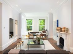Sarah Jessica Parker's $22 million NYC townhouse is for sale (and GORGEOUS) via @stylelist