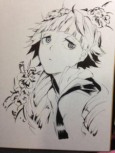 Lucy Maud Montgomery, arte oficial c: // Harukawa 35 // Waifu de Atsushi