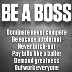 When you want to be a boss you need to takes steps to ensure you are one. #cresultsfitness #fitfam #fitness #fit #life #lifestyle #boss #hustle #grind #motivation #fitspo #dedication #gains #bodybuilding #fitnation #igers #igdaily #success #hardwork #igaddict #life #lift #drive #dominate