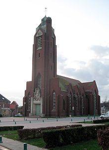 L'église Saint-Martin de Roisel.